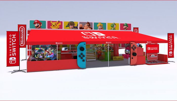 NoA: 'Nintendo Switch heads across the U.S. for an interactive road trip for kids and families'