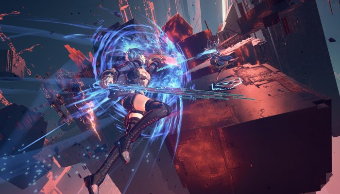 PlatinumGames: 'Director Takahisa Taura welcomes you to the Astral Chain devblog!'