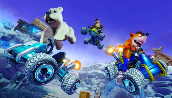 Activision: 'Let's Get Wild: The Crash Team Racing Nitro-Fueled Gameplay Launch Trailer is Live!'