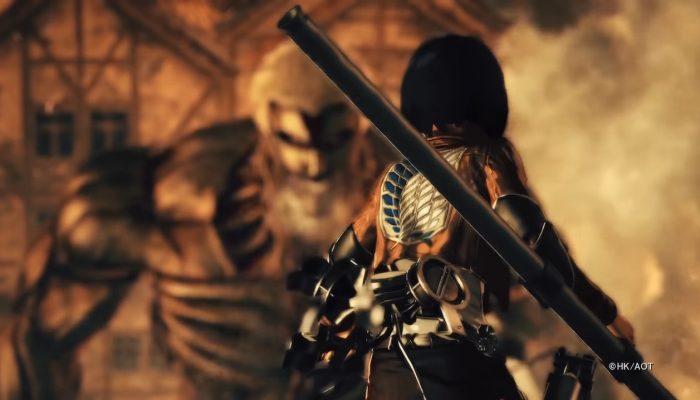 Attack on Titan 2: Final Battle – Features Trailer