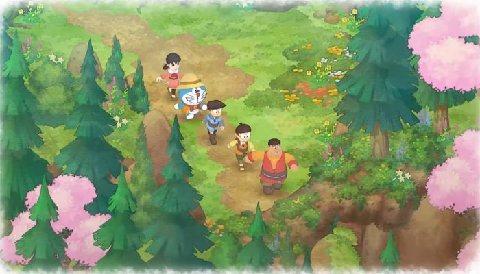Doraemon Story of Seasons – Second Japanese Commercials