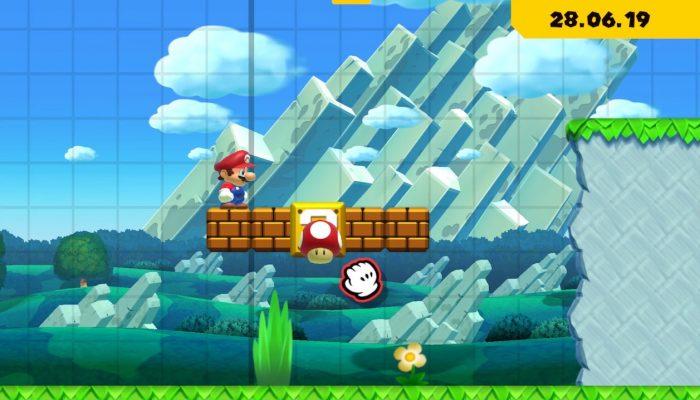 Super Mario Maker 2 – Créez votre stage