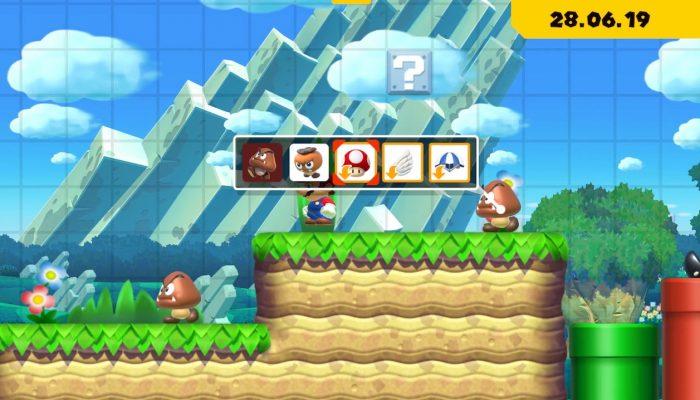 Super Mario Maker 2 – Libérez votre créativité !
