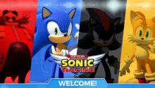 Sonic Twitter Takeover