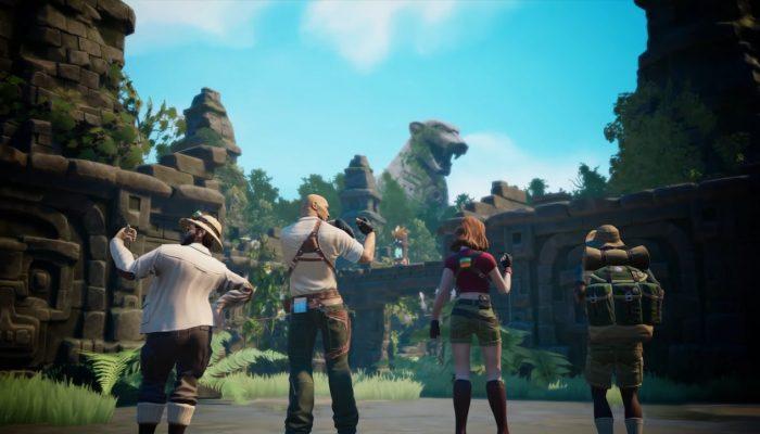Jumanji: The Video Game – Announcement Trailer