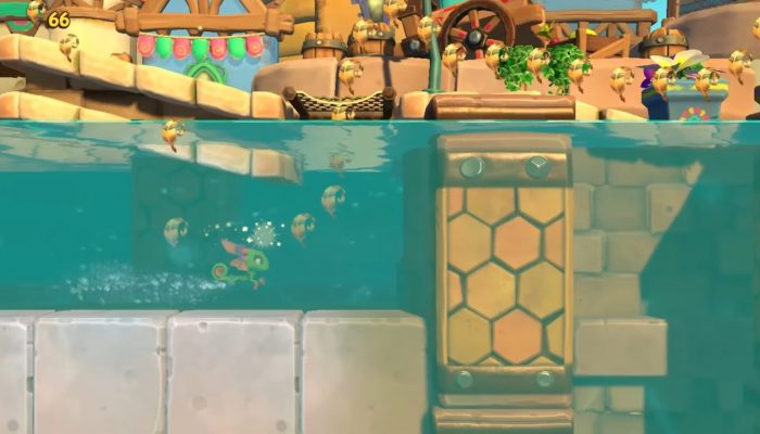 Yooka-Laylee and the Impossible Lair – Announce Trailer