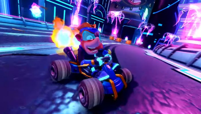 Crash Team Racing Nitro-Fueled – Pre-Purchase Trailer