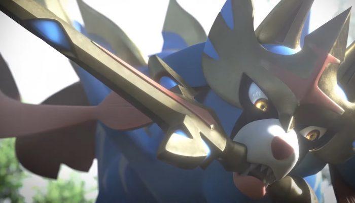 Pokémon Épée & Pokémon Bouclier – Bande-annonce Bienvenue dans la région de Galar !