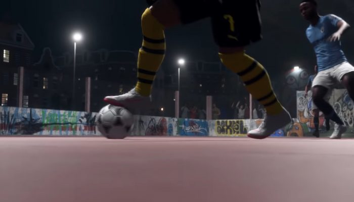 FIFA 20 – Official Reveal Trailer ft. VOLTA Football