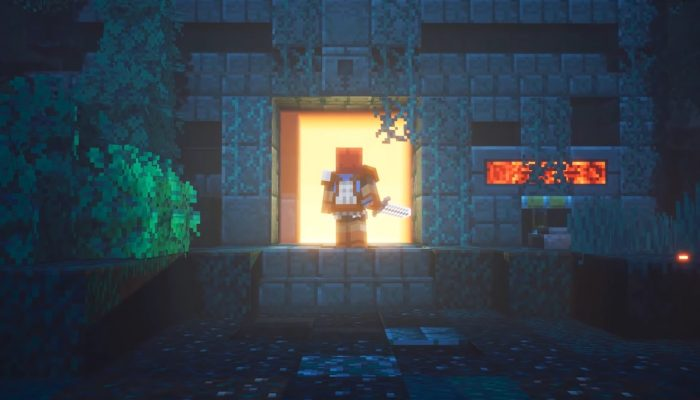 Minecraft Dungeons – Announcement Trailer