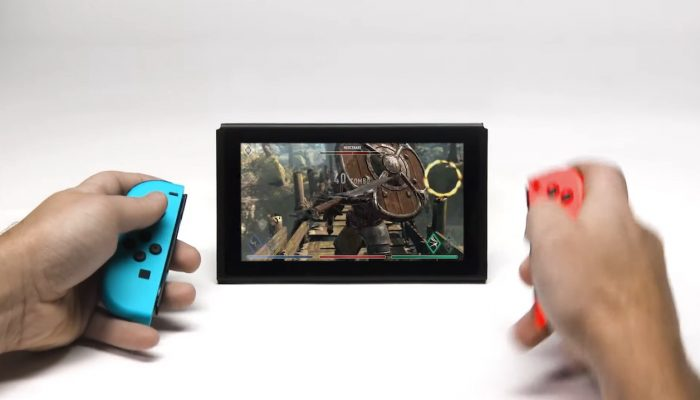 The Elder Scrolls: Blades – Nintendo Switch Announcement Trailer