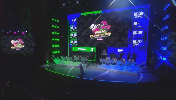 Splatoon 2 World Championship 2019 Finals