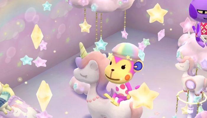 Animal Crossing: Pocket Camp – Stella's Sleepy Cookie