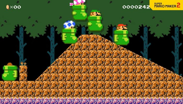 Super Mario Maker 2 – Japanese Overview Trailer