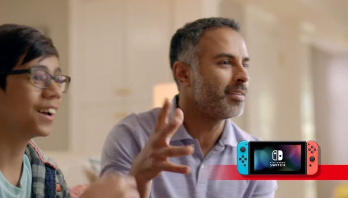Nintendo Switch – For Your Favorite Player 2 Commercial