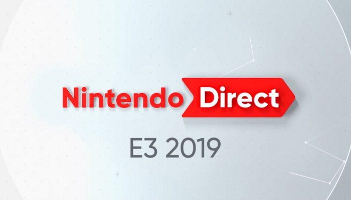 Nintendo France : 'Nintendo présente son catalogue 2019 de jeux Nintendo Switch avec des titres pour tous les joueurs'