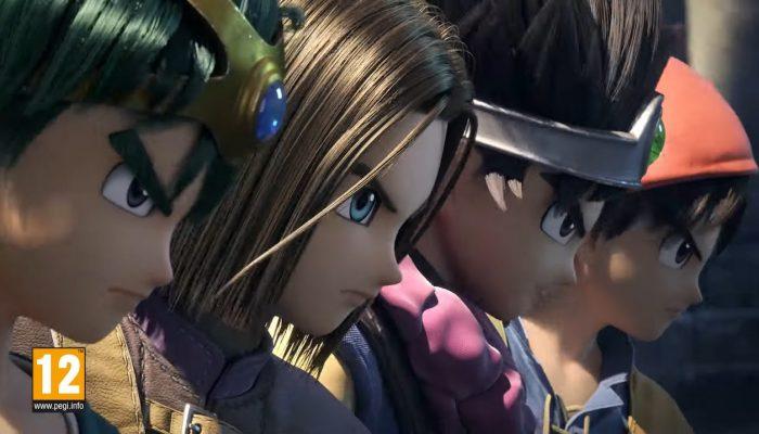 Nintendo France : 'De nouveaux combattants téléchargeables pour Super Smash Bros. Ultimate sont en préparation : Banjo & Kazooie et le héros de Dragon Quest !'