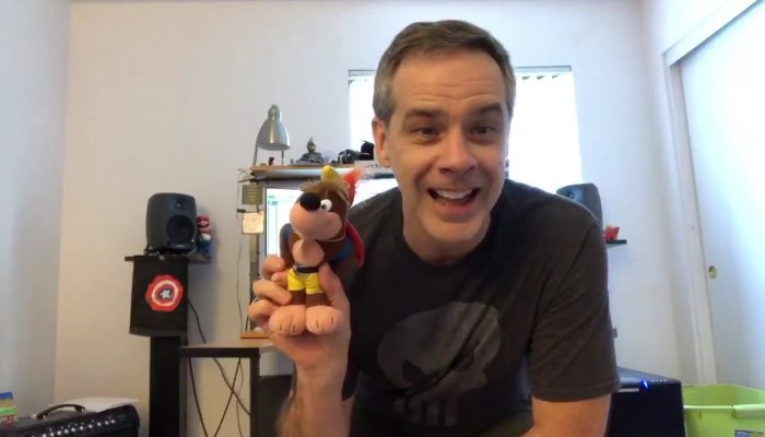 Grant Kirkhope wrote the track for Banjo-Kazooie's Super Smash Bros. Ultimate reveal