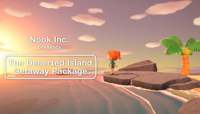 Animal Crossing: New Horizons – Nintendo E3 2019 Trailer