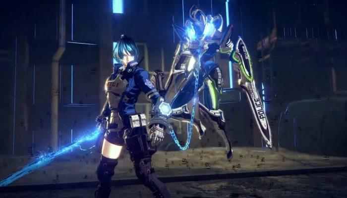 Astral Chain – Nintendo E3 2019 Trailer