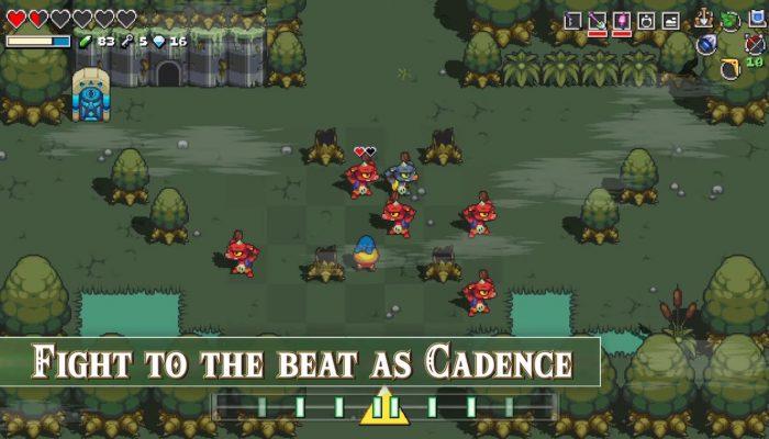 Cadence of Hyrule: Crypt of the Necrodancer ft. The Legend of Zelda – Nintendo E3 2019 Trailer