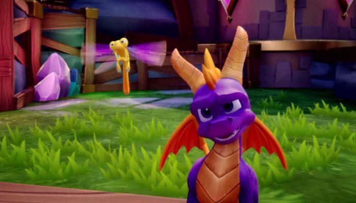 Spyro Reignited Trilogy – Nintendo E3 2019 Trailer