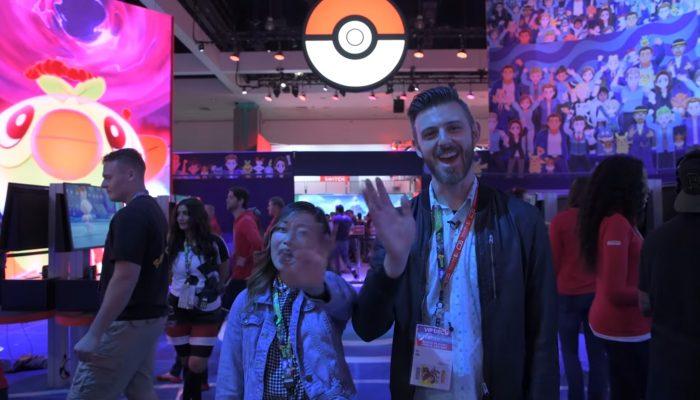 Nintendo Minute – E3 Vlog Day 3: Super Mario Maker 2 Dreams Come True & Touring the Show Floor