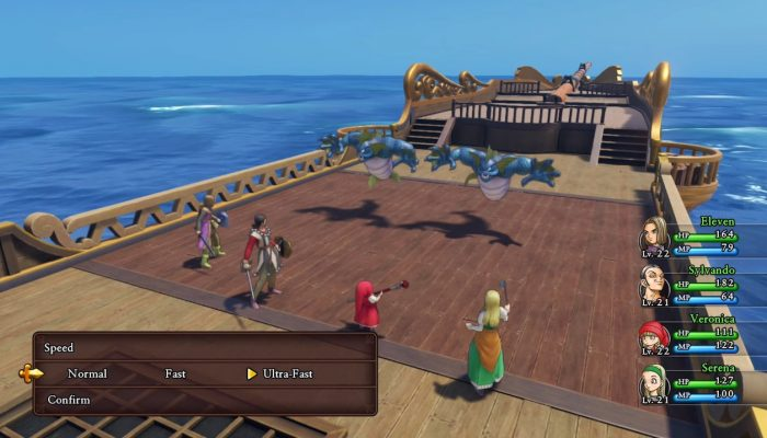 Dragon Quest XI S: Echoes of an Elusive Age Definitive Edition – Nintendo Treehouse Live E3 2019