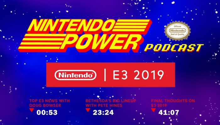 Nintendo Power Podcast Ep. 17 – Special E3 2019 Episode: Luigi's Mansion 3, The Legend of Zelda: Link's Awakening w/ Doug Bowser!