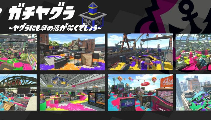 Here are the Ranked maps for June 2019 in Splatoon 2