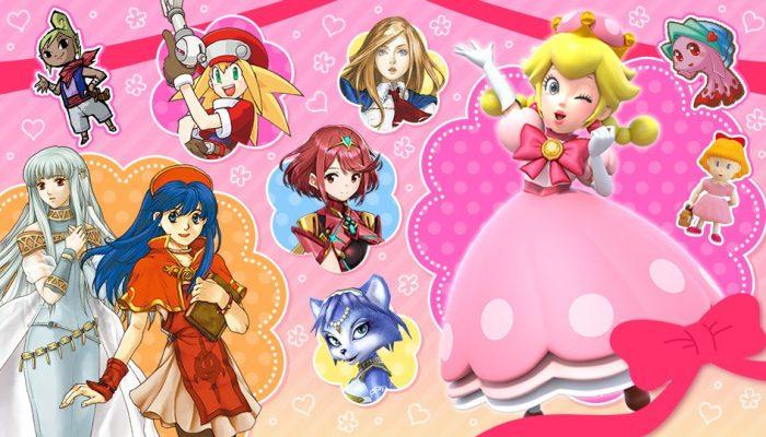 """Super Smash Sisters"" Spirit Event in Super Smash Bros. Ultimate"