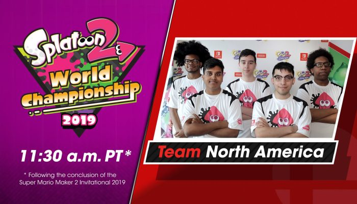Nintendo Versus hyping both Teams North America for Nintendo's E3 2019 World Championships