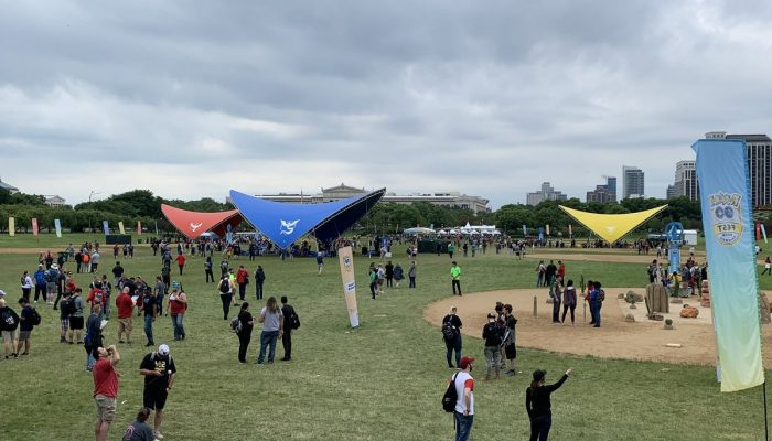 Niantic: 'Pokémon Go Fest 2019: Weather Update'