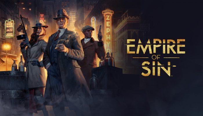 Nintendo E3 2019: 'Empire of Sin coming in Spring 2020'