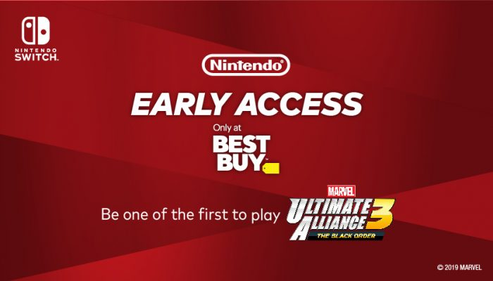 NoA: 'Experience the fun at select Best Buy stores with the Nintendo Early Access events'