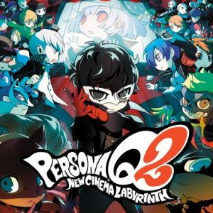 Nintendo eShop Downloads Europe Persona Q2 New Cinema Labyrinth
