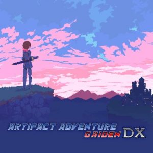 Nintendo eShop Downloads Europe Artifact Adventure Gaiden DX