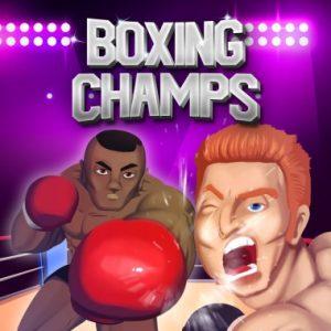 Nintendo eShop Downloads Europe Boxing Champs