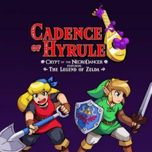 Nintendo eShop Downloads Europe Cadence of Hyrule Crypt of the NecroDancer Featuring The Legend of Zelda