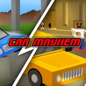 Nintendo eShop Downloads Europe Car Mayhem