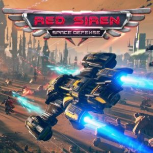 Nintendo eShop Downloads Europe Red Siren Space Defense