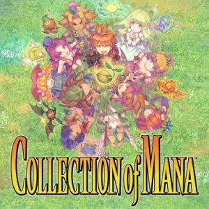 Nintendo eShop Downloads Europe Collection of Mana