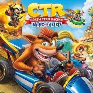 Nintendo eShop Downloads Europe Crash Team Racing Nitro-Fueled