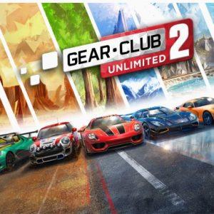 Nintendo eShop Downloads Europe Gear Club Unlimited 2