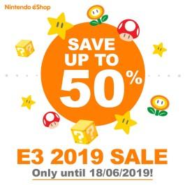 Nintendo eShop Downloads Europe E3 2019 Sale
