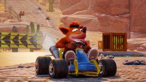 Nintendo eShop Downloads North America Crash Team Racing Nitro-Fueled