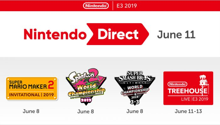 NoA: 'Nintendo continues its countdown to E3 2019 with more details on what fans can expect'