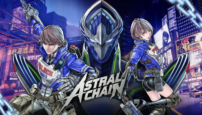 Nintendo E3 2019: 'Astral Chain arrives on August 30th'