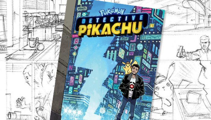 Pokémon: 'Creators of the Pokémon Detective Pikachu Graphic Novel Speak Out'