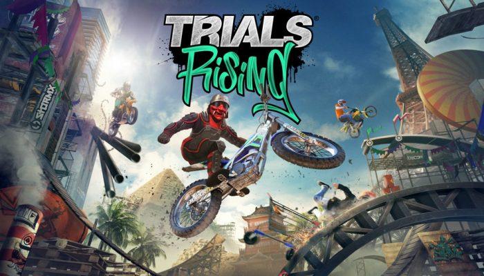 Ubisoft: 'Trials Rising Season 2 Brings Medieval Motor Mayhem'